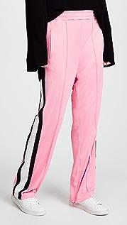 GANNI Тренировочные брюки Dubois Polo