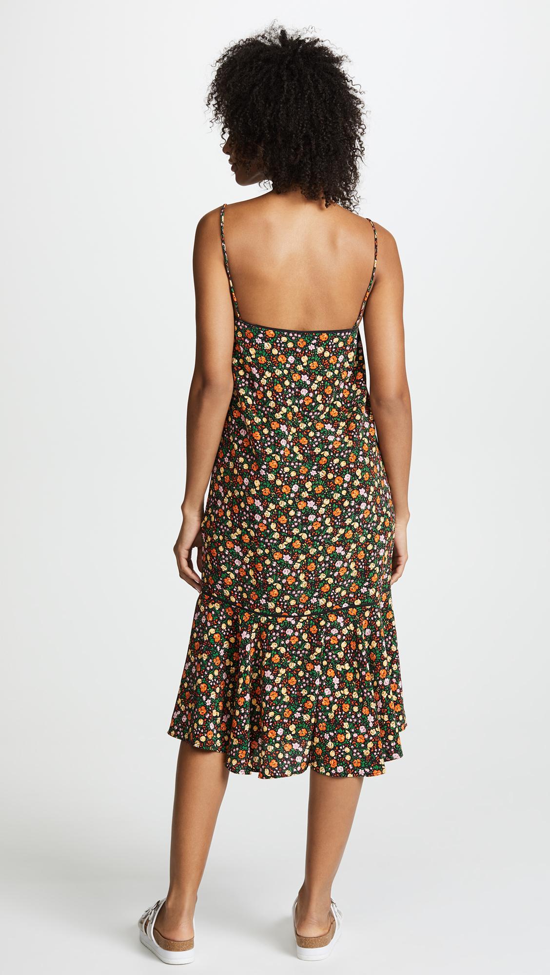6e577636 GANNI Joycedale Slip Dress   SHOPBOP