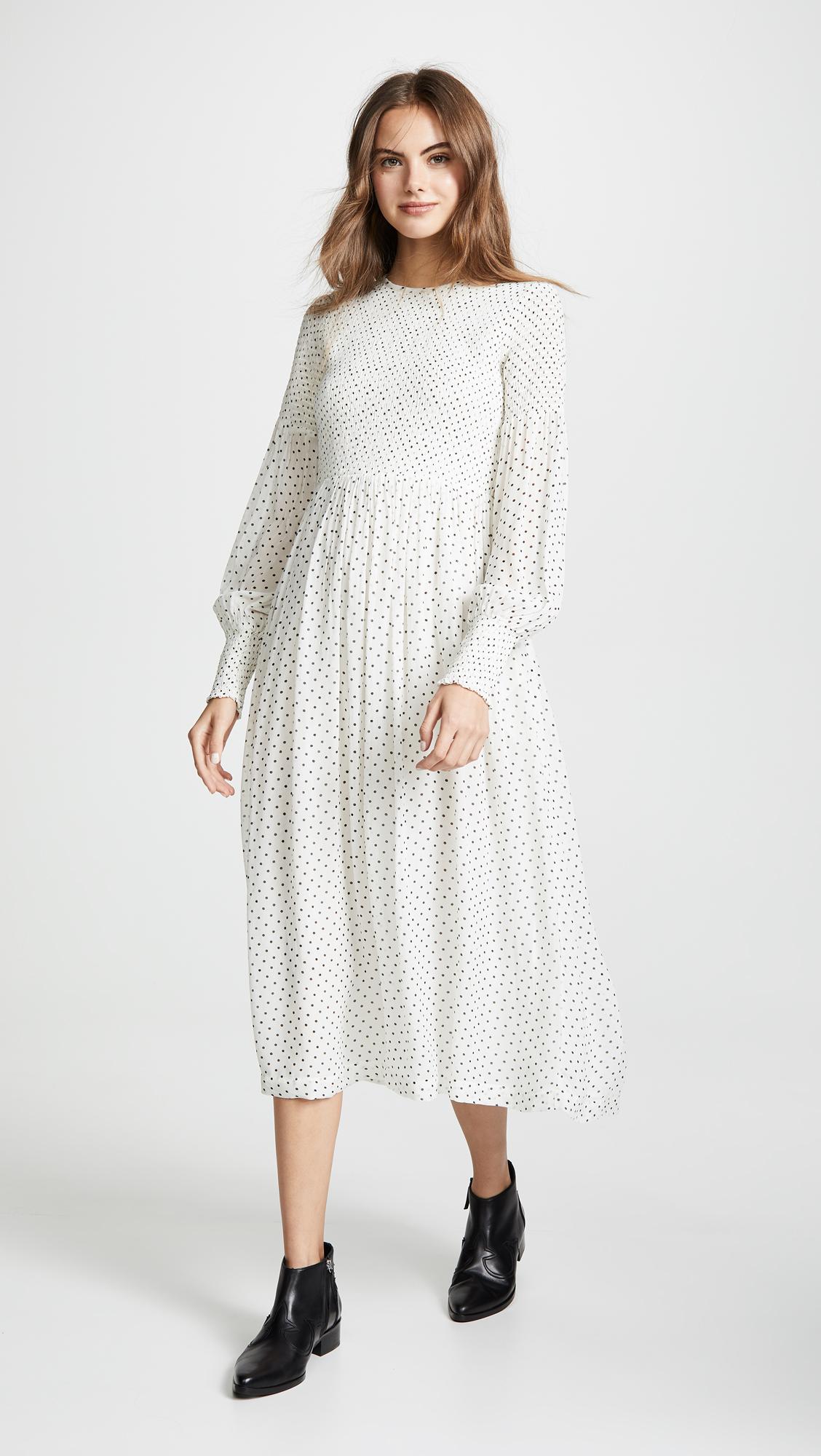 3779cb0b GANNI Rometty Dress | SHOPBOP