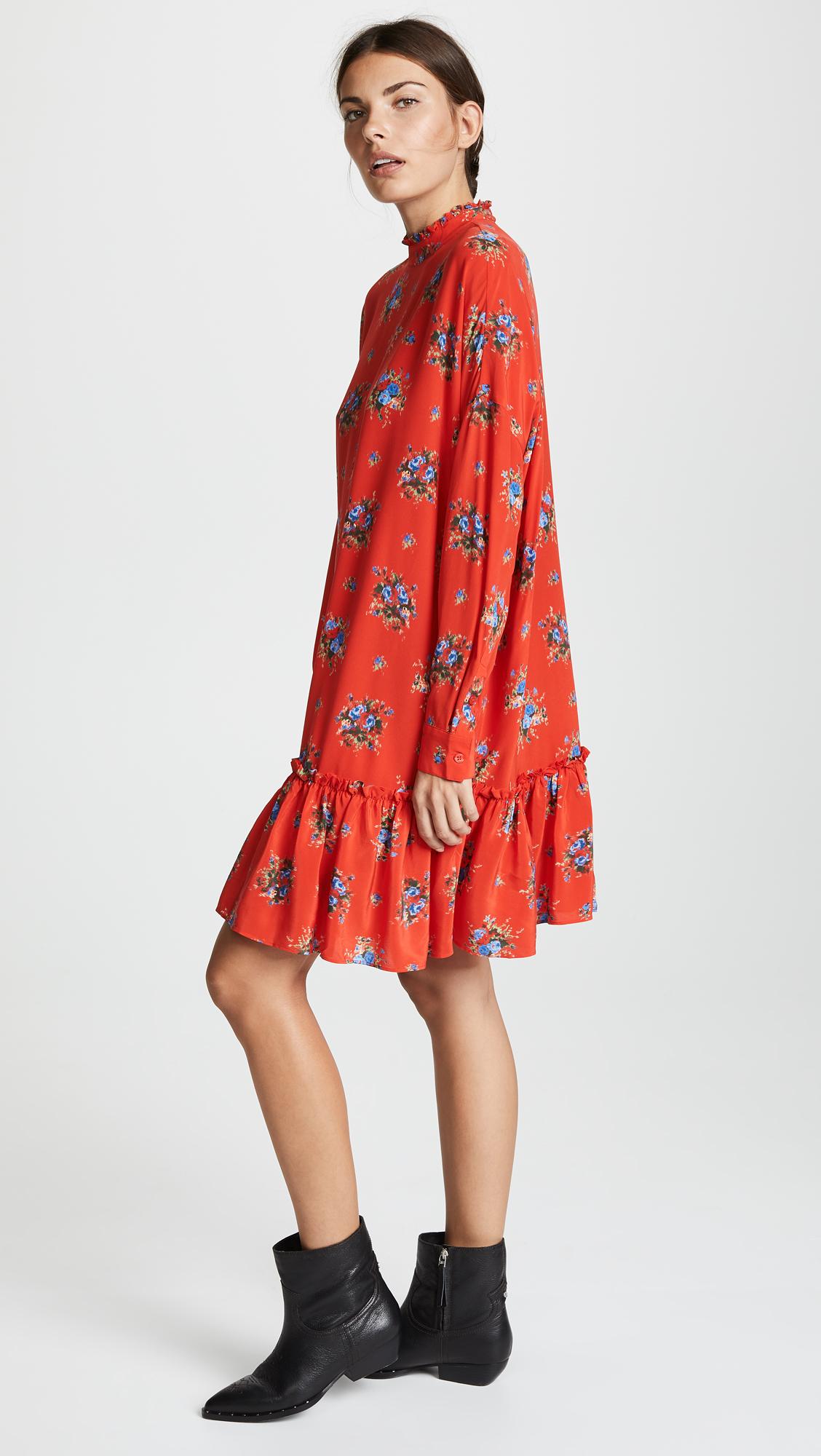6accecf14a6 GANNI Kochhar Mini Dress