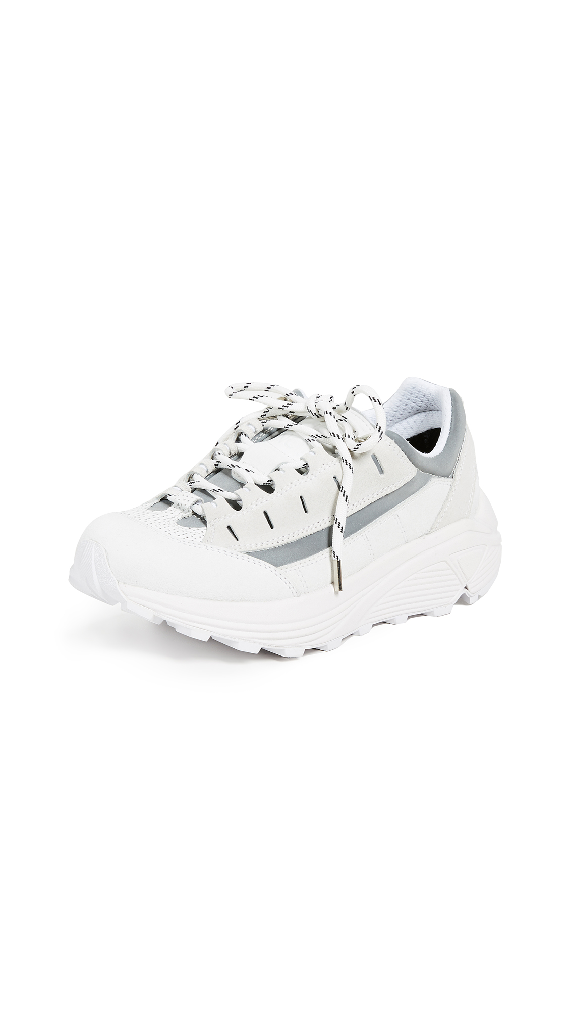 Ganni Iris Sneakers - Bright White