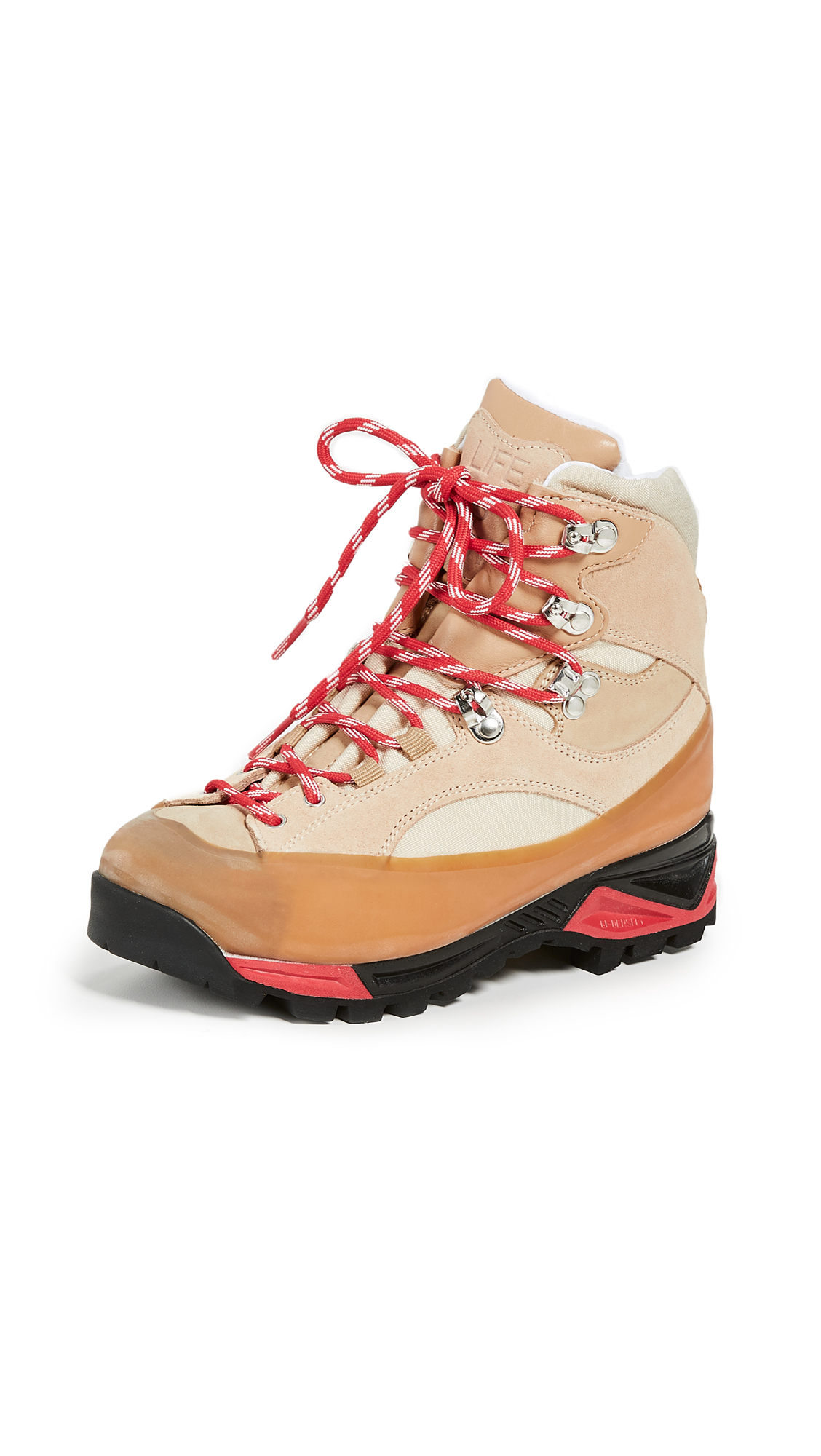 Sarai Suede Ankle Boots in Hazelnut