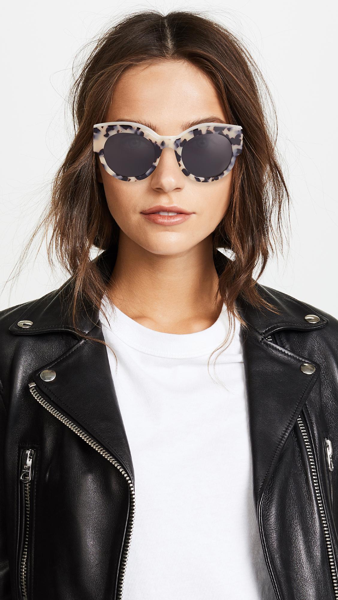 2b23b5fc6e4b GANNI Billie Sunglasses   SHOPBOP