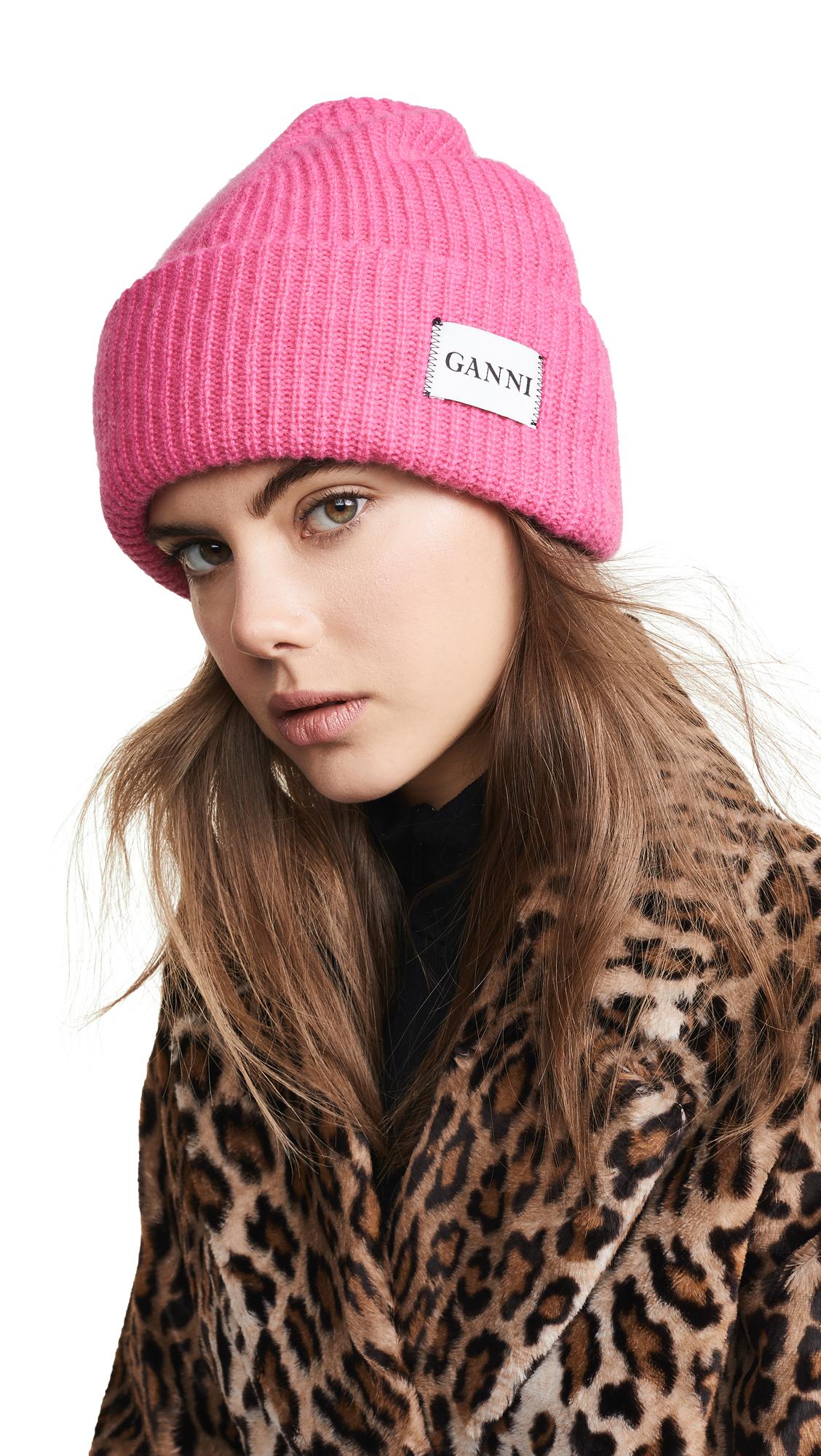 Beanie hat. Shell  80% lambswool 20% polyamide. Hand wash. Imported 3b9da1d8c1b