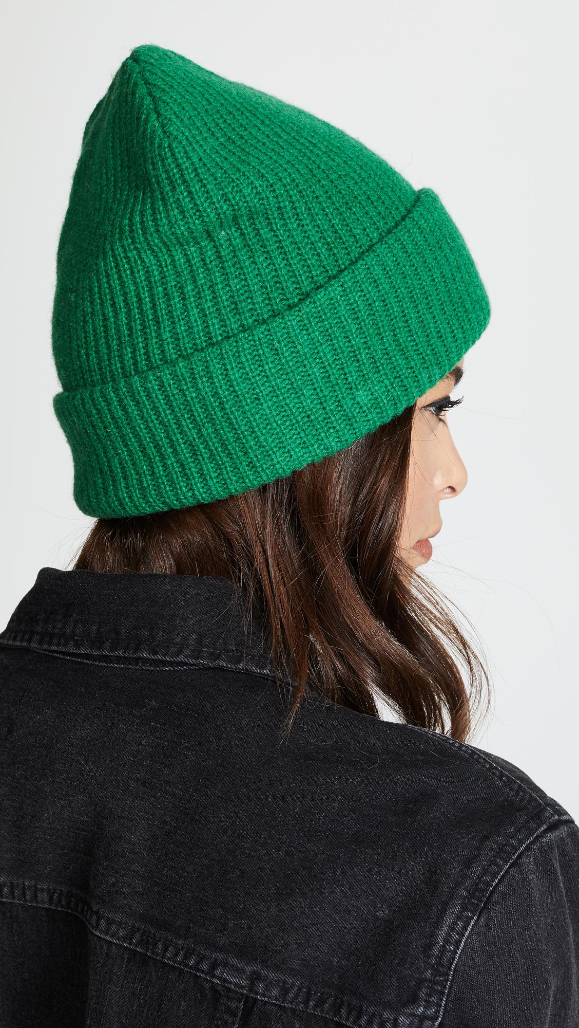 8d71e13f6c714c GANNI Hatley Knit Hat | SHOPBOP