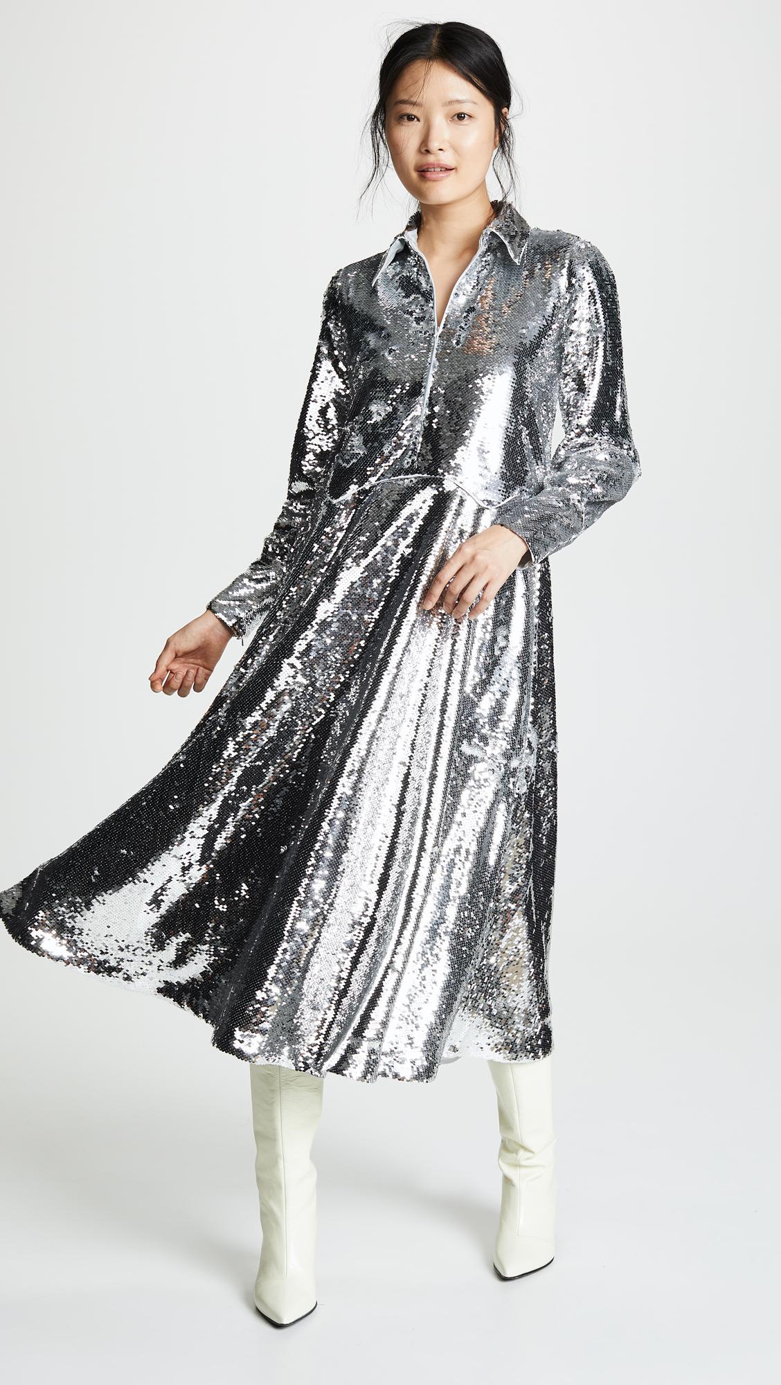 b16ba5ee0685 Dress Ganni Dress Ganni Shopbop Sequins Sequins Sequins Dress Ganni ...