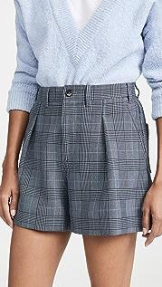 GANNI Suiting Shorts