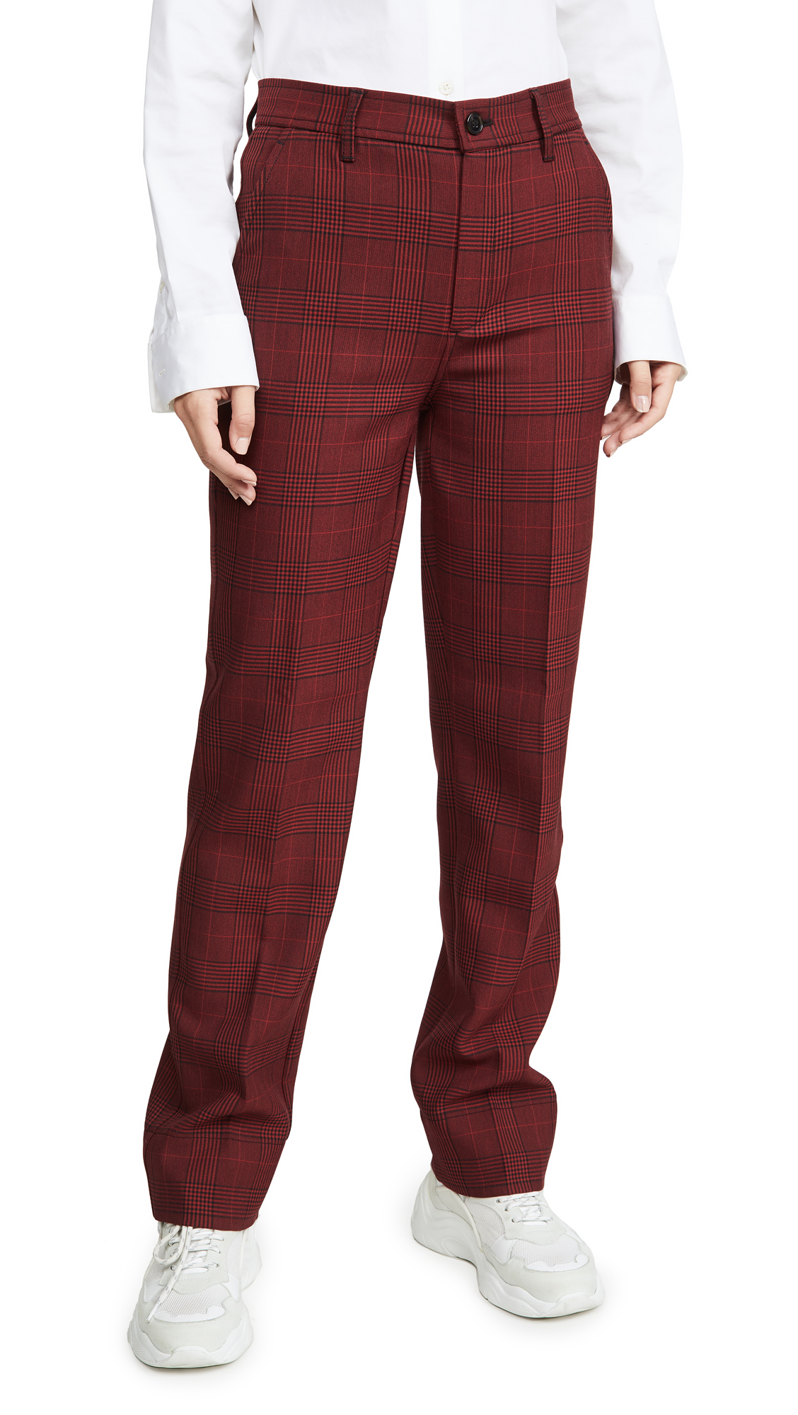 Buy GANNI online - photo of GANNI Suiting Pants
