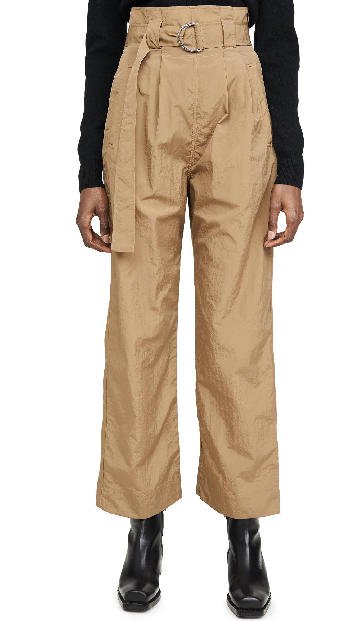 Buy GANNI online - photo of GANNI Tech Pants