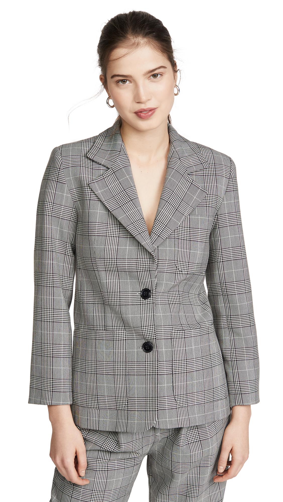 Buy GANNI online - photo of GANNI Suiting Blazer