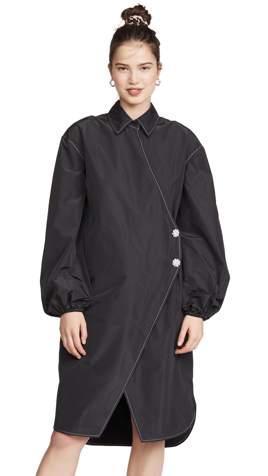 Buy GANNI Phantom Dress online beautiful GANNI Clothing, Dresses