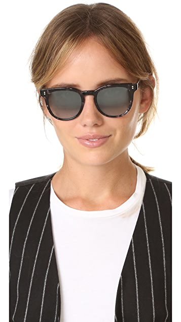 GARRETT LEIGHT Granada Sunglasses