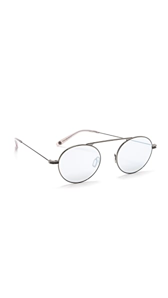 GARRETT LEIGHT Zeno Sunglasses
