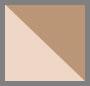 Powder Beige/Flat Mink