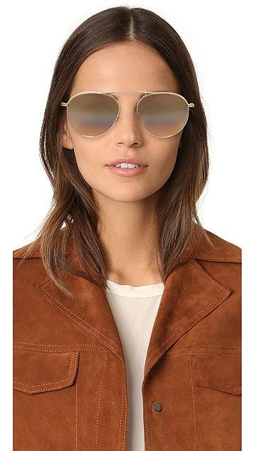 GARRETT LEIGHT Innes Sunglasses