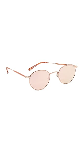 GARRETT LEIGHT Wilson Sunglasses
