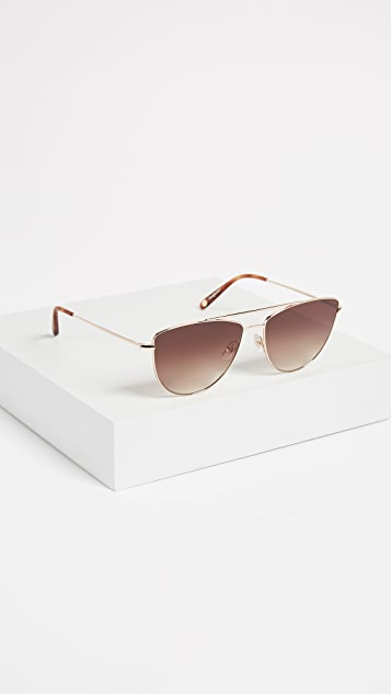 GARRETT LEIGHT Zephyr Sunglasses