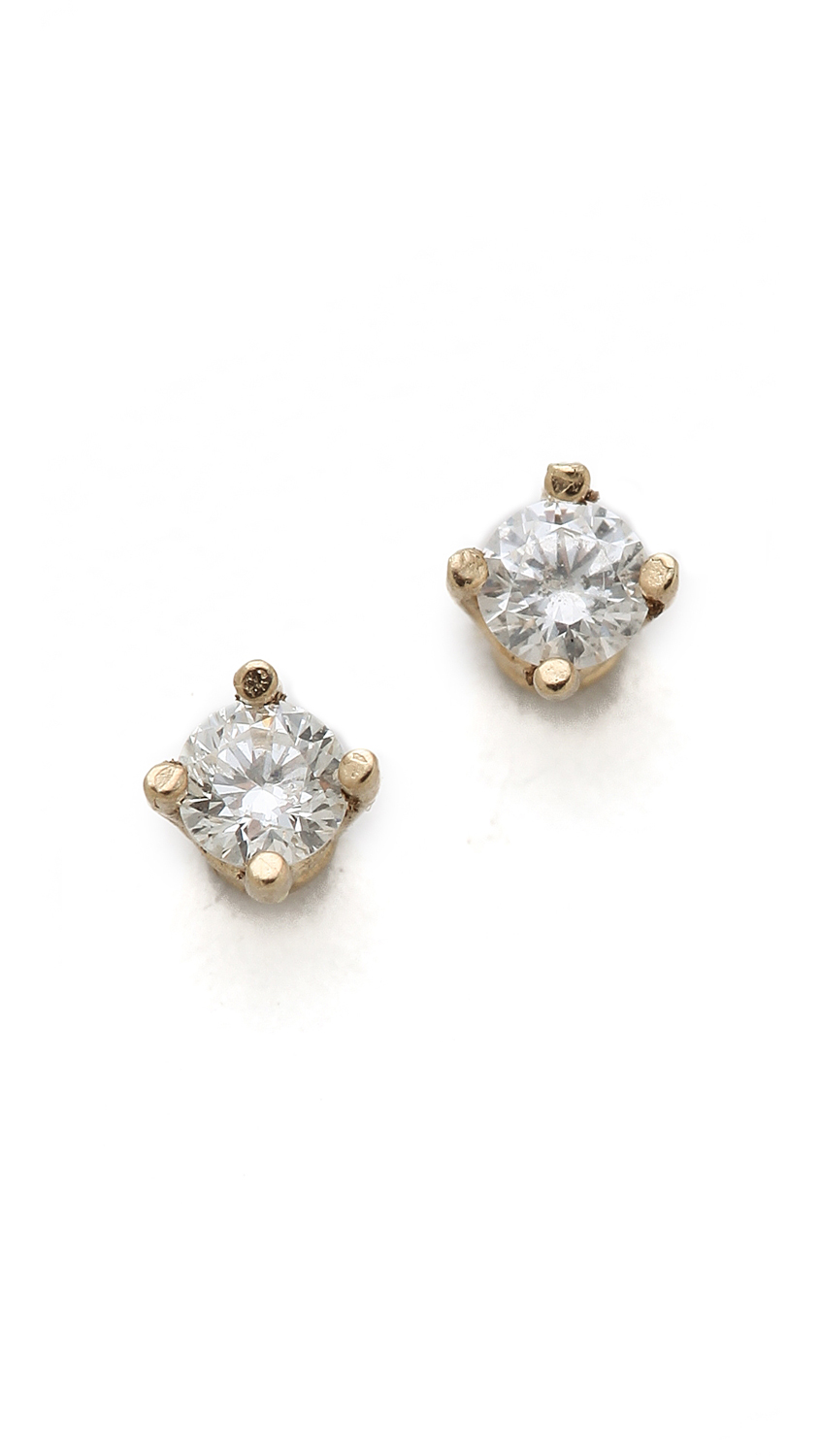 white nc product brilliant p round stud carat gold diamond cut htm earrings