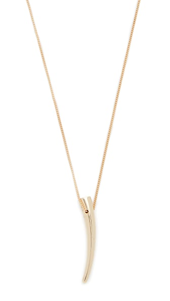 Gabriela Artigas Signature Tusk Necklace