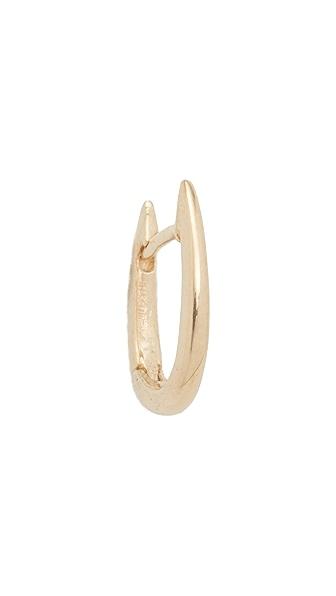 Gabriela Artigas 14k Gold Open Egg Earring