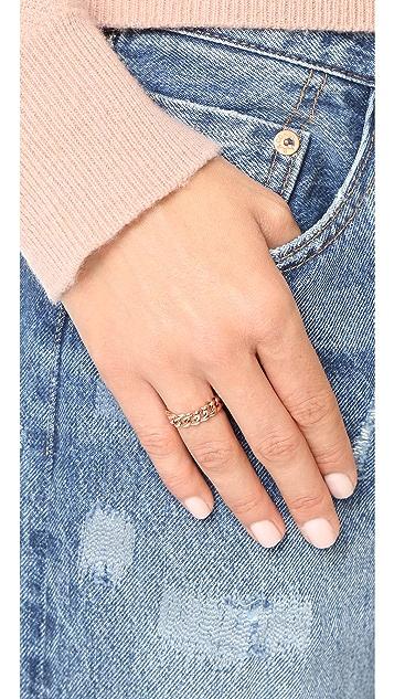 Gabriela Artigas Chain Ring