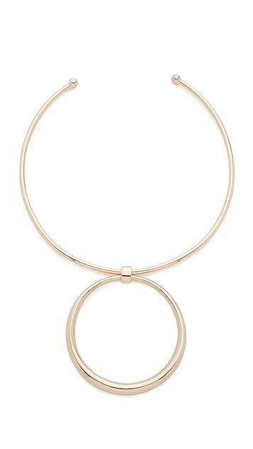 Gabriela Artigas Rising Rusk Choker Necklace