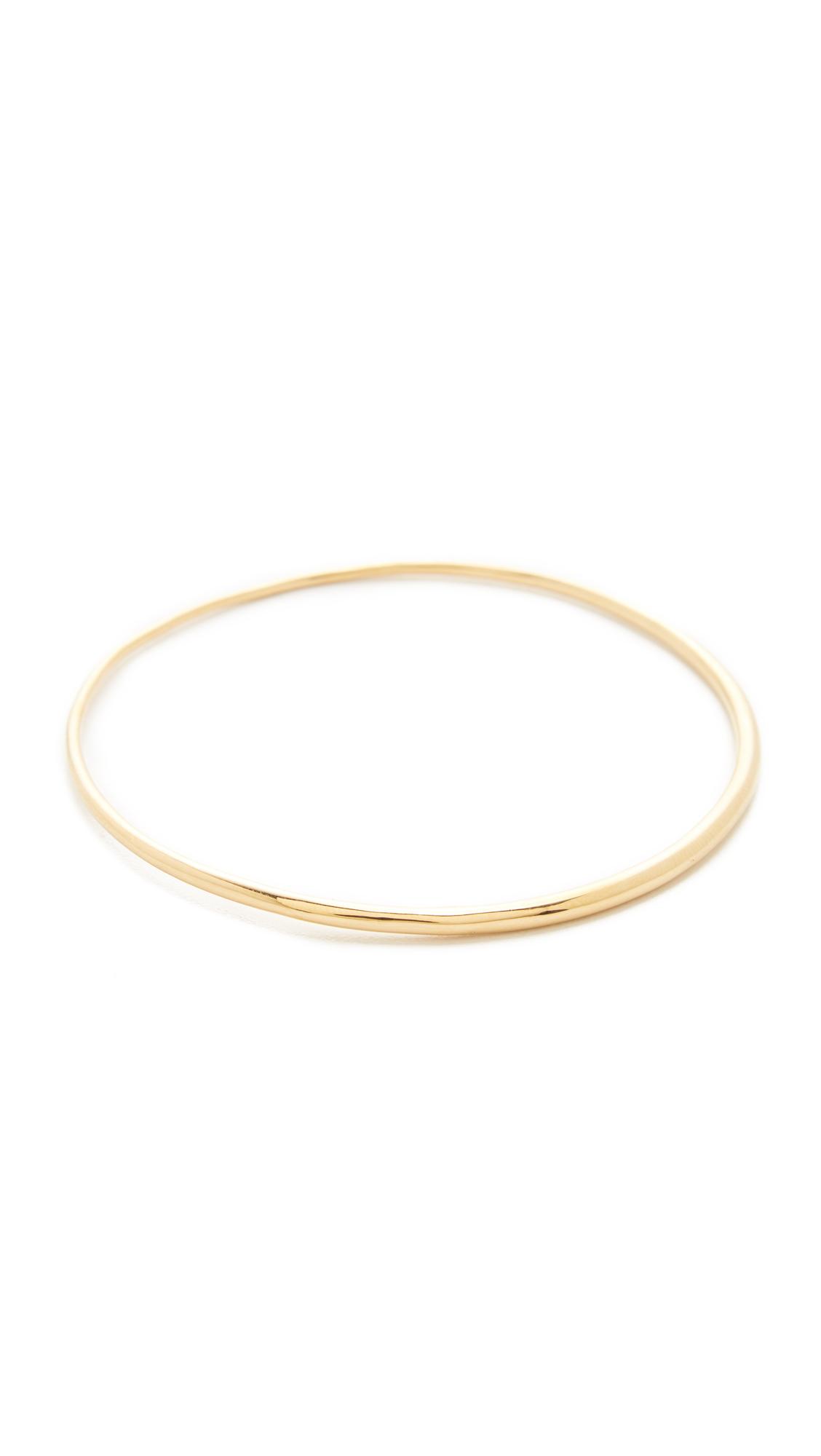 Gabriela Artigas Thin Eternal Bracelet