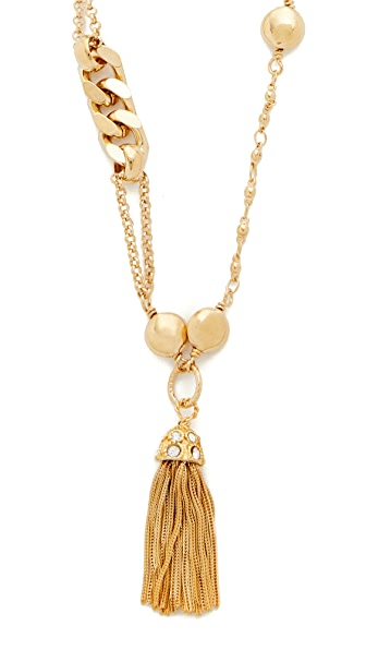 GAS Bijoux Filou Necklace - Gold