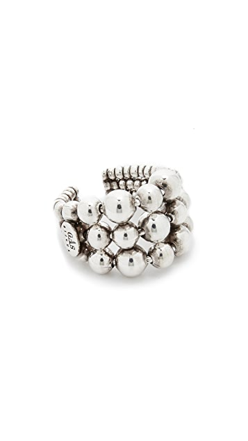 GAS Bijoux Multiperla Ring