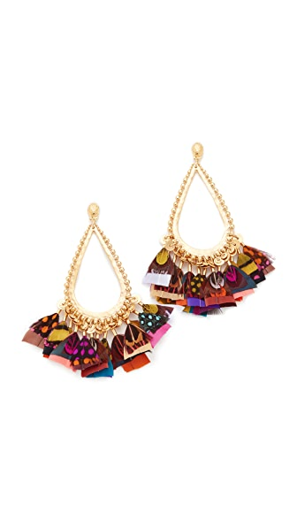 GAS Bijoux Bibi Earrings - Multico