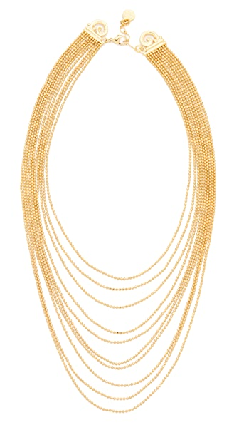 GAS Bijoux Romeo Necklace - Gold