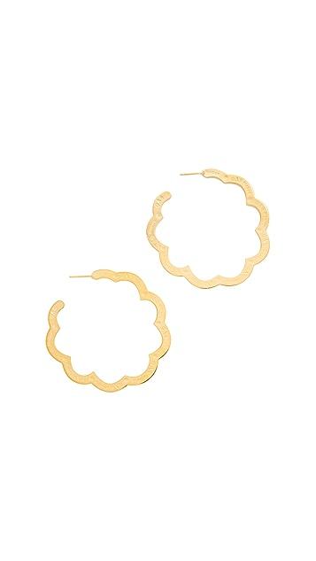 GAS Bijoux Bold Earrings