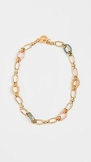 GAS Bijoux Escale 饰边小环项链