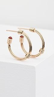 GAS Bijoux Ariane Mini Earrings