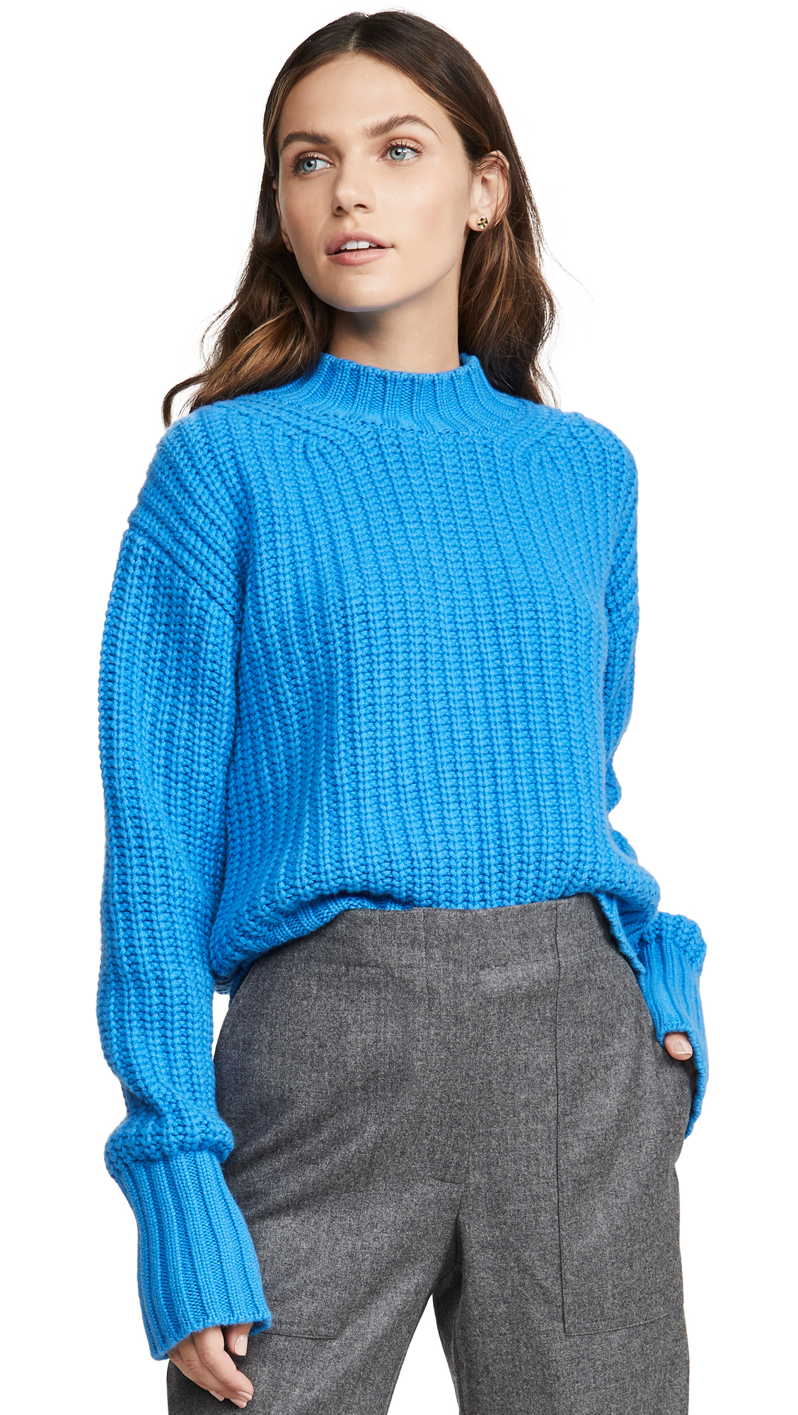 Buy GAUGE81 online - photo of GAUGE81 Adelaide Stitch Cashmere Sweater