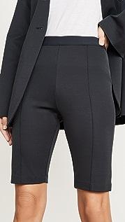 GAUGE81 Chicago 氨纶机车短裤