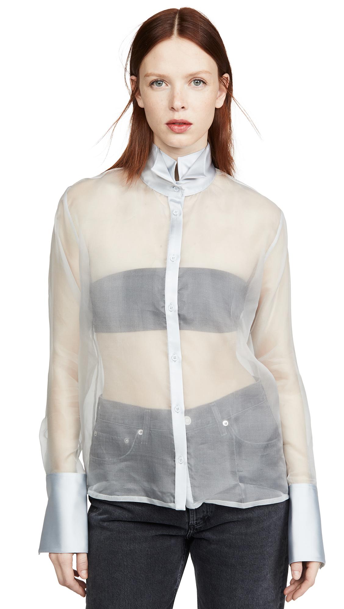 Buy GAUGE81 online - photo of GAUGE81 Rio Tuxedo Shirt