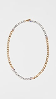 Gaviria Disco Necklace
