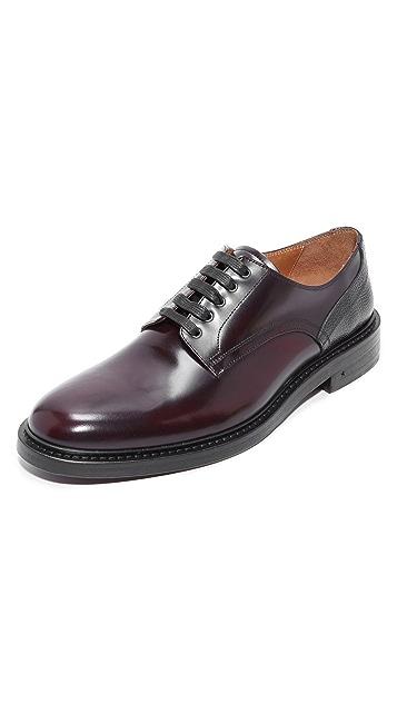 George Brown BILT Fulton Plain Toe Oxfords
