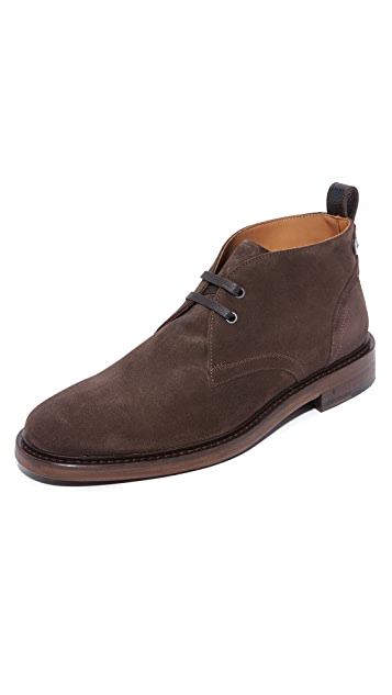 George Brown BILT Fulton Suede Chukka Boots