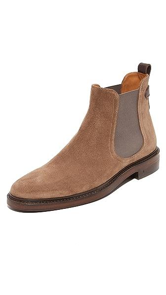 George Brown BILT Fulton Suede Chelsea Boots
