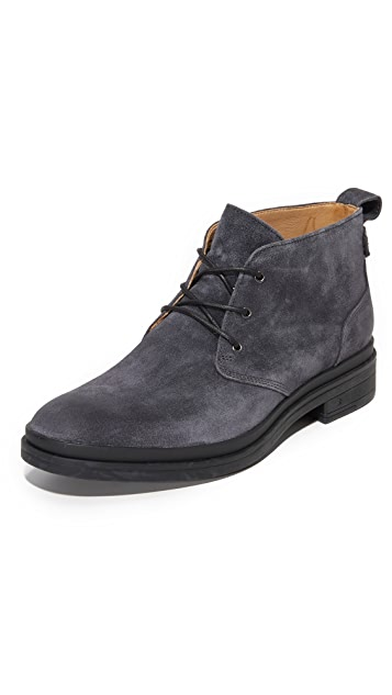 George Brown BILT Brad Waterproof Suede Chukka Boots