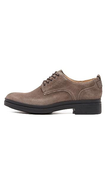 George Brown BILT Brad Waterproof Suede Derby Shoes