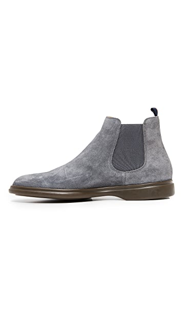 George Brown BILT Foster Suede Chelsea Boots