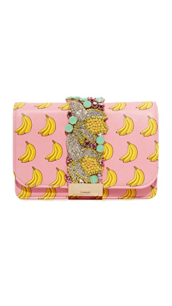 Gedebe Banana Clutch - Pink