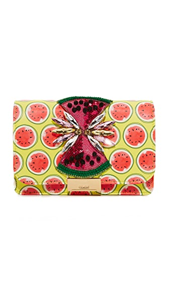 Gedebe Watermelon Clutch