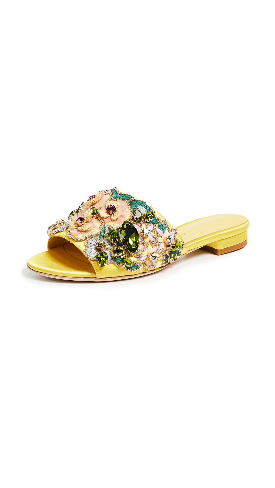Gedebe Daphne Slides - Lemon