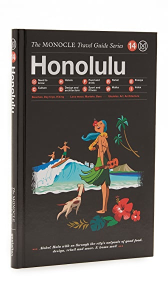 gestalten Monocle Travel Guides: Honolulu