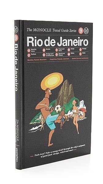 gestalten Monocle Travel Guides: Rio de Janerio