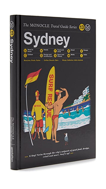 gestalten Monocle Travel Guides: Sydney